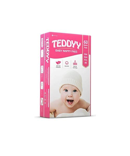 Teddy-Nappy-Pads