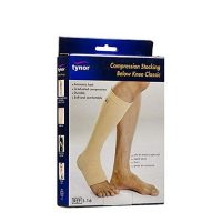Tynor I 16 Compression Stocking Below Knee Classic (Pair)