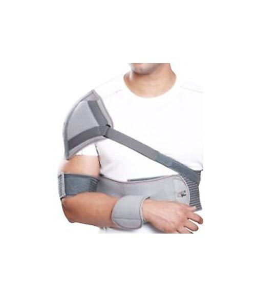 Tynor I 77 Compression Garment ARM Sleeve With Shoulder Cover