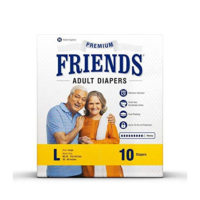 Friends Premium Diapers