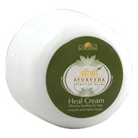 sri sri ayurveda heal cream