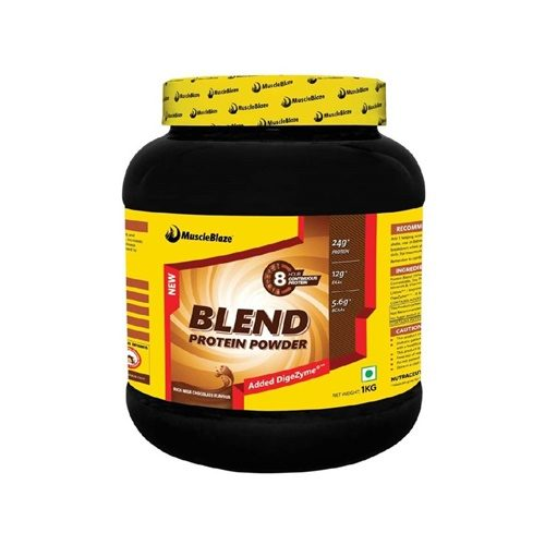 muscleblaze blend protein powder