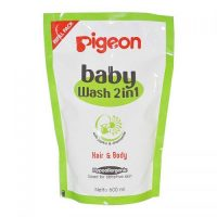 Pigeon Baby Wash 2 in 1 Refill 600 ML
