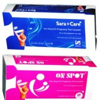 SARA+CARE ONSPOT PREGNANCY TEST CASSETTE 1