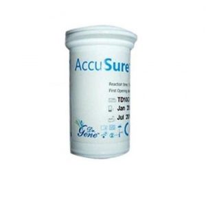 ACCUSURE BLUE STRIP