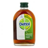 DETTOL LIQUID 210 ML