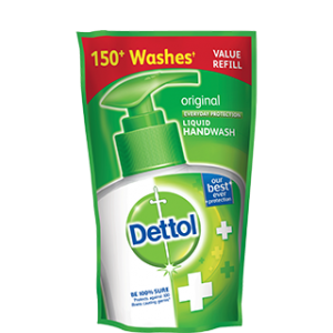 DETTOL LIQUID POUCH 150 ML