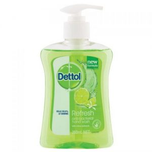 DETTOL LIQUID SOAP 250 ML