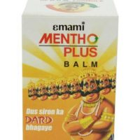 EMAMI MENTHO PLUS BALM 9 GM