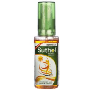 SUTHOL CHANDAN PLUS 100ML