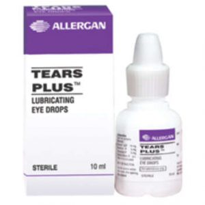 TEARS PLUS DROP 10 ML