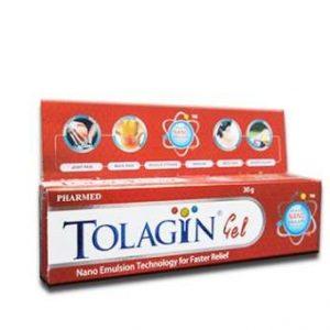 TOLAGIN GEL 30GM