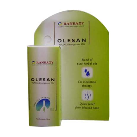 OLESAN OIL NASAL DROP 10 ML