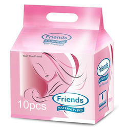 FRIENDS METERNITY PADS