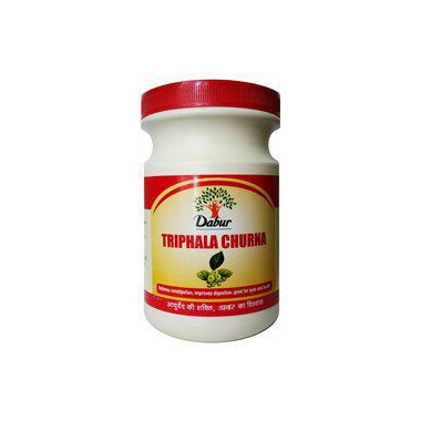 DABUR TRIPHLA CHURAN 500 GM