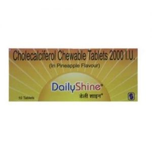 DAILY SHINE TABLET