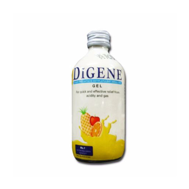 DIGENE MIXED FRUIT 170ML GEL