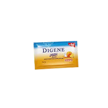 DIGENE FIZZ ORANGE SACHET 5 GM