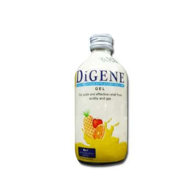 DIGENE GEL MIXED FRUIT 200 ML