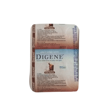 DIGENE TABLET COLA FLV