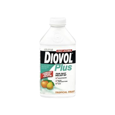 DIOVOL FORTE LA SUSPENSION 170 ML