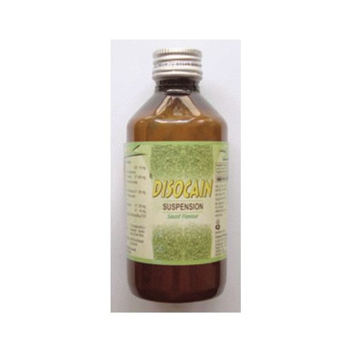 DISOCAIN SUSPENSION 175 ML