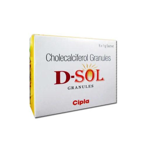 D-SOL GRANULES 1 GM