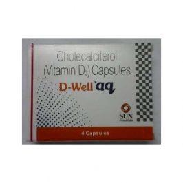 D-WELL AQ CAPSULE