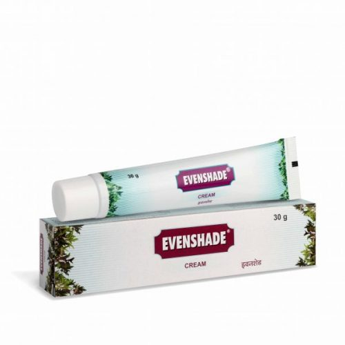 CHARAK EVENSHADE CREAM 30 GM