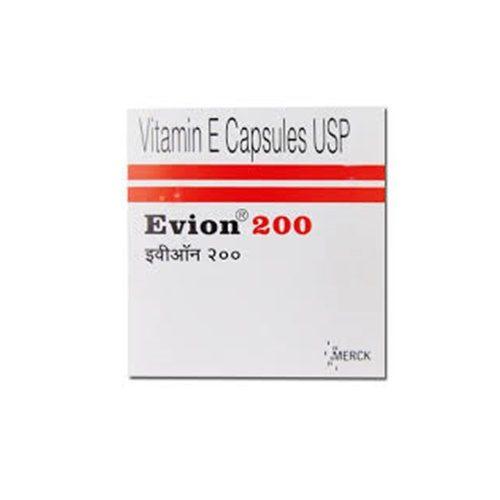 Evion 200 Capsule
