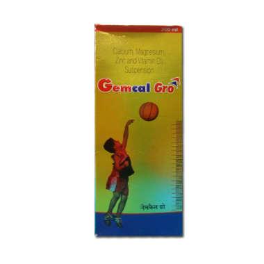 GEMCAL GRO SUPSPENSION 200 ML 1