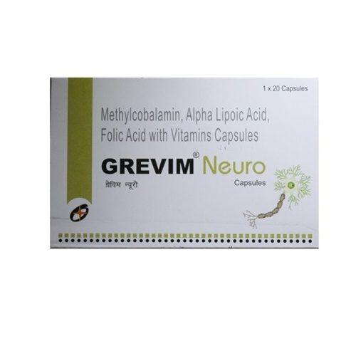 GREVIM NEURO CAPSULE