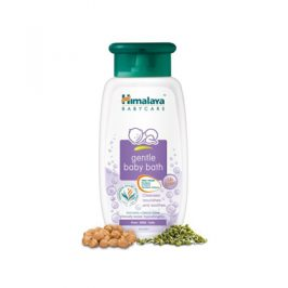 HIMALAYA GENTLE BABY BATH OIL 200 ML