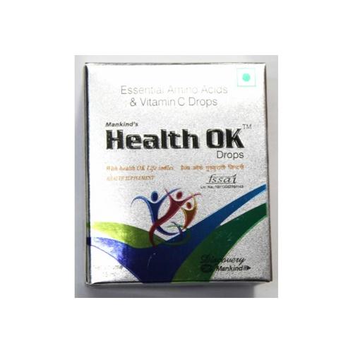 HEALTH OK DROPS 15 ML
