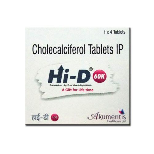 HI-D 60K TABLET 1