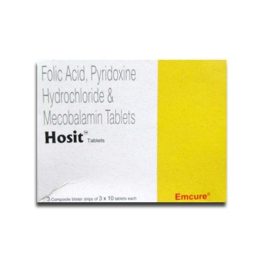 HOSIT D3 TABLET 1