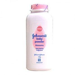 JOHNSON & JOHNSON BABY POWDER BLOSSOM 100 GM 1