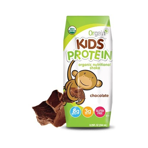 KIDS-PROTEIN CHOCOLATE 200 GM