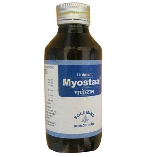 myostaal liniment massage oil