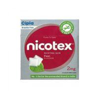 Nicotex 2MG Chewing Gum Paan