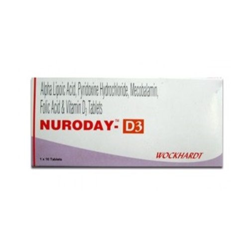NURODAY D3 TABLET