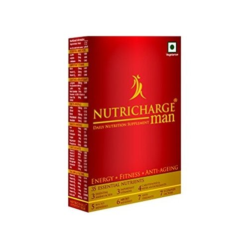 NUTRICHARGE MEN TABLET