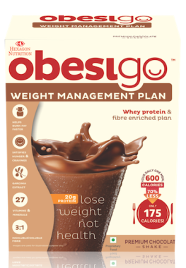 obesigo chocolate sachet