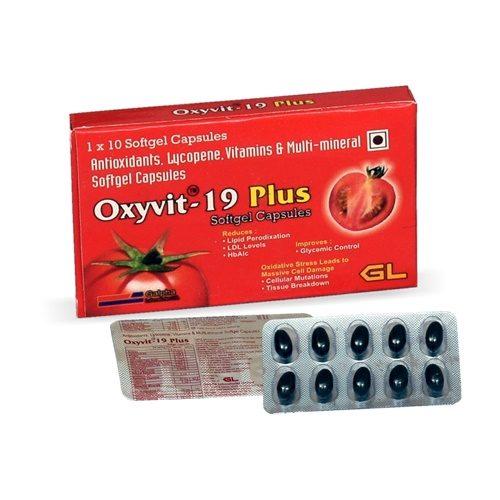 OXYVIT-19 PLUS CAPSULE