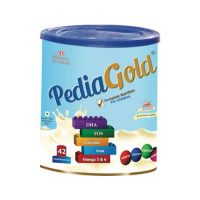 PEDIAGOLD POWDER VANILA 400 GM