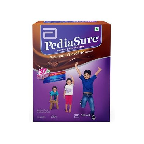 PEDIASURE REFIL POWDER CHOCOLATE 750 GM