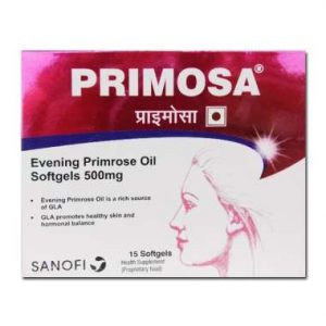 PRIMOSA 500MG CAPSULE
