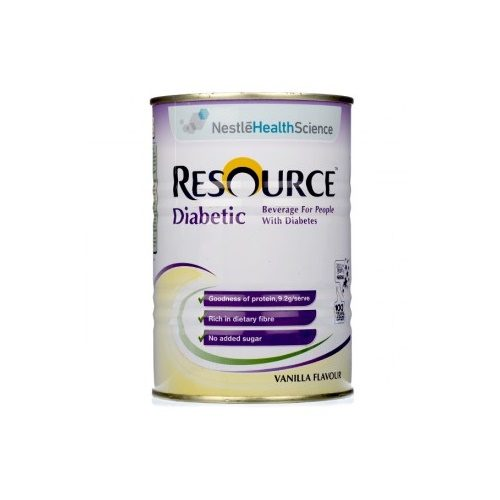 RESOURCE DIABETIC POWDER VANILLA 200 GM