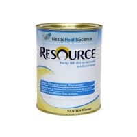 RESOURCE POWDER VANILLA 400 GM