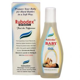 RUBODEX BABY OIL 1